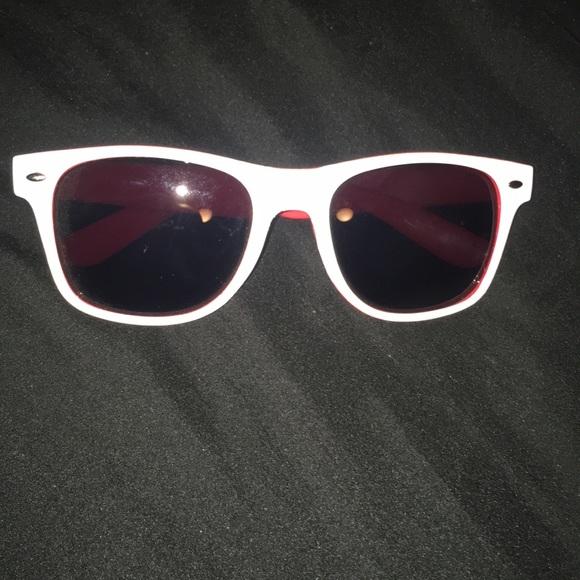 Accessories - Lady blight white sunglasses